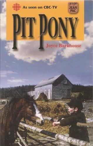 Pit Pony (9780771570230) by Joyce Barkhouse