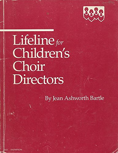 9780771572500: Lifeline for Children's Choir Directors