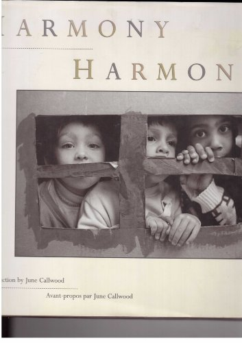 9780771576324: Harmony: Photographic journeys across our cultural boundaries