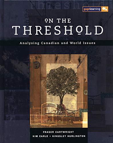 On the Threshold: Cartwright, Fraser; Earle, Kim; Hurlington, Kingsley