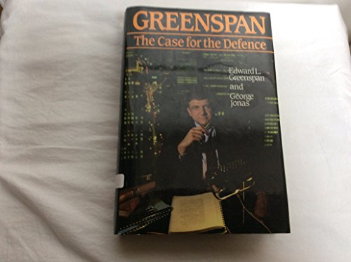 greenspan the case for the defense essay In order to successfully plead the defense of self-defense, the force used must be in response to an immediate and particular threat, not in relation to a future time in determining the reasonableness of force, the court will consider its proportionality, whether d demonstrated an unwillingness to use force and whether the force was used in the heat of the moment.