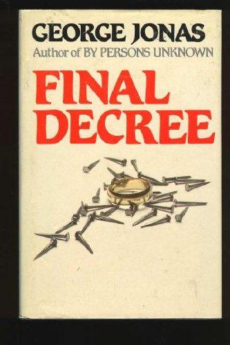 9780771595905: Final decree