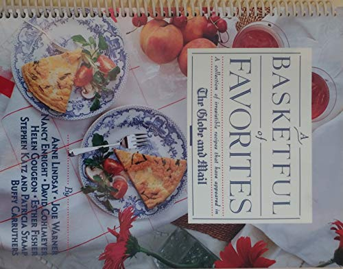 A BASKETFUL OF FAVORITES a Collection of: Anne Lindsay, Joie