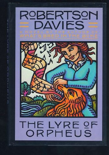TheLyre of Orpheus: The Cornish Trilogy, Book 3, Library Edition