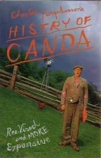 Charlie Farquarson's History of Canada: Charlie Farquarson *Inscribed, signed by author*