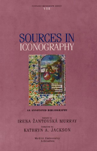 Sources in Iconography in the Blackader-Lauterman Library of Architecture and Art, McGill Univers...