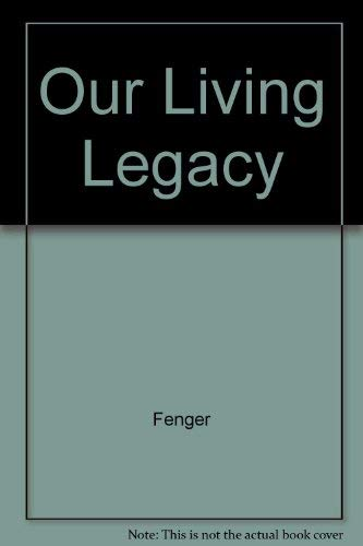 Our Living Legacy: Proceedings of a Symposium on Biological Diversity