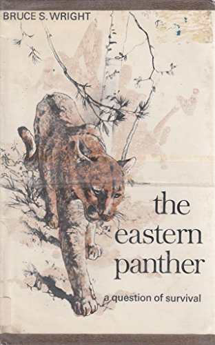 The Eastern Panther A Question of Survival: Wright, B. S.