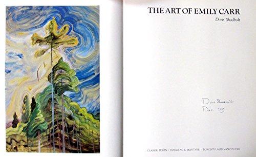 9780772012555: The Art of Emily Carr
