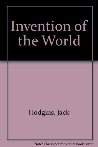 9780772300775: Invention of the World
