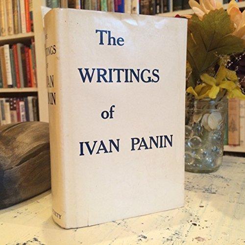 The Writings of Ivan Panin.: PANIN, IVAN.