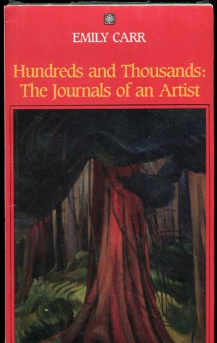 9780772516176: Hundreds and Thousands: The Journals of an Artist