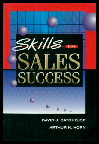 9780772522801: Skills for Sales Success