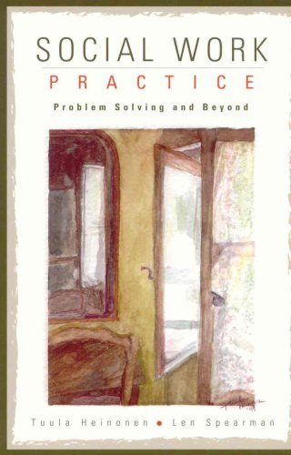 9780772528209: Social Work Practice: : Problem Solving and Beyond