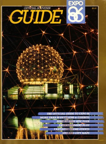 9780772604064: Official Souvenir Guide Expo 86. [Paperback] by Michael J. Powell, Director.