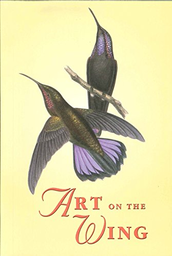 9780772760296: Art on the wing: British, American and Canadian illustrated bird books from the eighteenth to the twentieth century