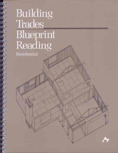 9780773029002: Building Trades Blueprint Reading
