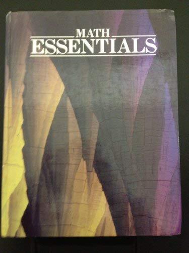 9780773047457: Math Essentials