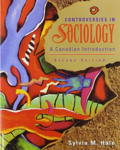9780773053564: Controversies in Sociology: A Canadian Introduction (2nd Edition)