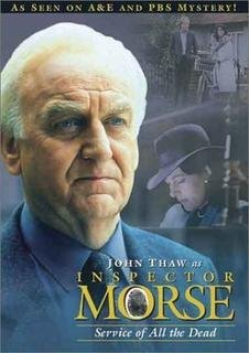 9780773315181: Inspector Morse - Service of All the Dead