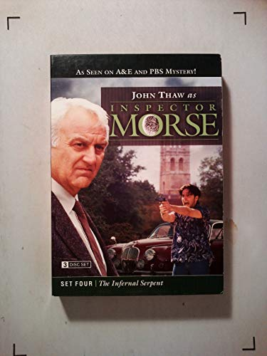 9780773315457: Inspector Morse - Infernal Serpent