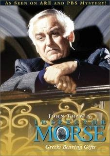 9780773315921: Inspector Morse - Greeks Bearing Gifts