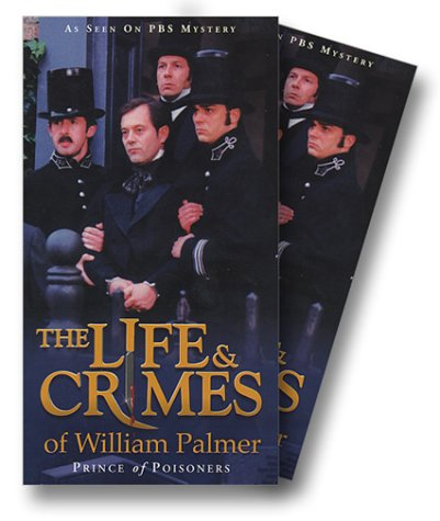 9780773351691: The Life and Crimes of William Palmer [VHS]