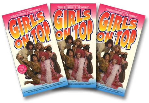 9780773386563: Girls On Top (Collection Set 1) [VHS]