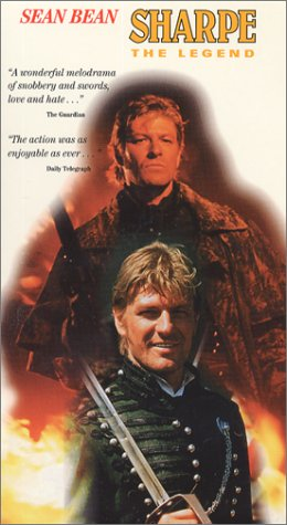 9780773386648: Sharpe: The Legend [VHS]