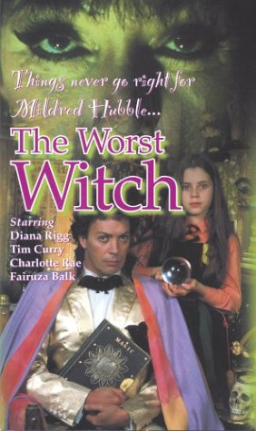 9780773386778: The Worst Witch (The Movie) [VHS]