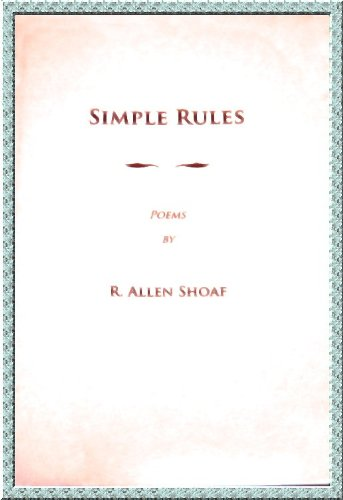 9780773400108: Simple Rules: Poems