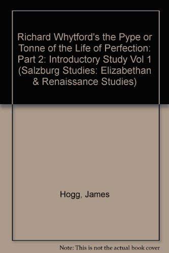 "Richard Whytford's ""The Pype or Tonne of: James Hogg"