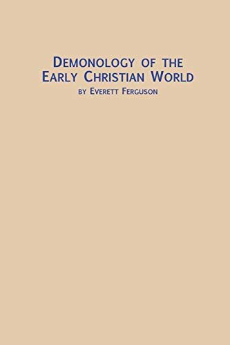 9780773408548: Demonology of the Early Christian World (Symposium Series V. 12 12)