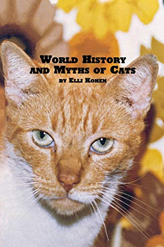 9780773408616: World History and Myths of Cats