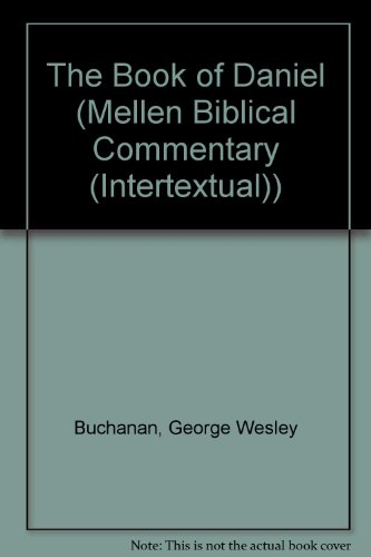 9780773424708: The Book of Daniel (Mellen Biblical Commentary: Old Testament Series)