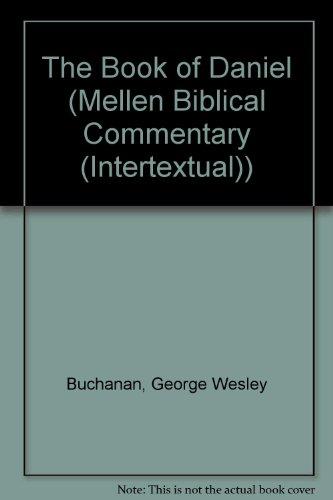 9780773424708: The Book of Daniel (Mellen Biblical Commentary: Old Testament Series)