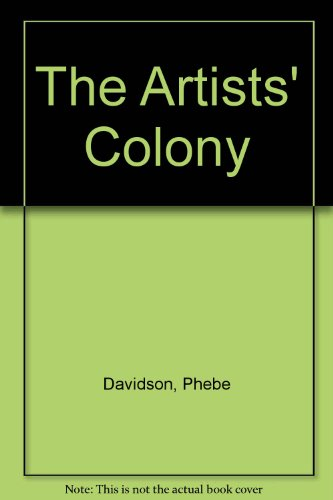 9780773426849: The Artist's Colony