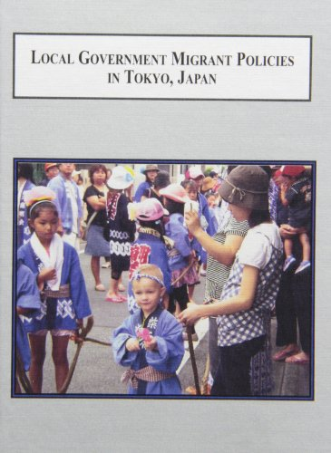 9780773430624: Local Government Migrant Policies in Tokyo, Japan: National Exclusion, Local Inclusion