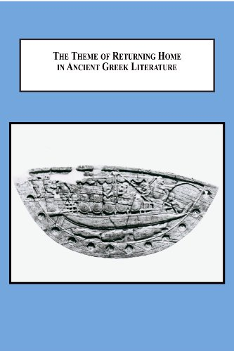 9780773447202: The Theme of Returning Home in Ancient Greek Literature: The Nostos of the Epic Hero