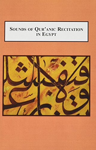 9780773448360: Sounds of Qur'anic Recitation in Egypt: A Phonetic Analysis