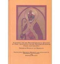 9780773451315: Augustine and the Pheonomenological Question of Time / Augustinus une die Phanomeologische Frage Nach der Zeit (German Edition)
