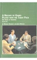 9780773464476: A History of Games Played with the Tarot Pack: v. 1: The Game of Trumps