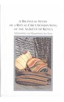 A Bilingual Study of a Ritual Circumcision: Njoki W. Osotsi