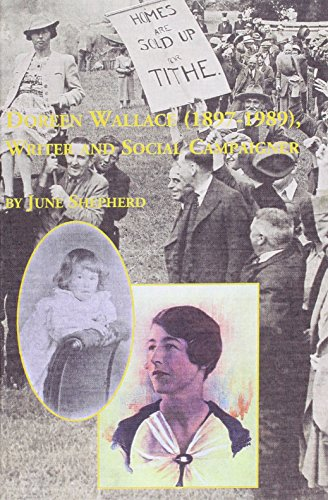 9780773479074: Doreen Wallace (1897-1989), Writer and Social Campaigner: Writer and Social Campaigner (Women's Studies)