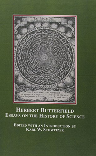 9780773482647: Herbert Butterfield: Essays on the History of Science