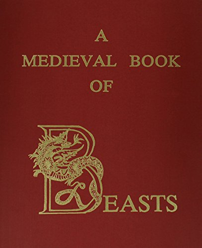9780773496293: A Medieval Book of Beasts: Pierre De Beauvais' Bestiary