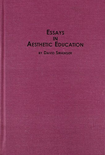 9780773499003: Essays in Aesthetic Education