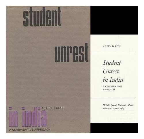 9780773500419: Student Unrest in India: Comparative Approach