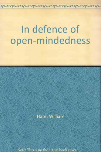 9780773505803: In defence of open-mindedness