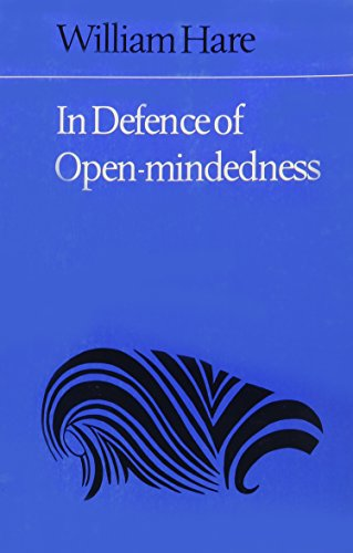 9780773505810: In Defence of Open-Mindedness